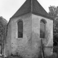 La chapelle vue du sud-est (2000)