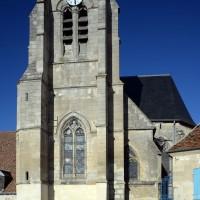 Le clocher vu du sud (2018)