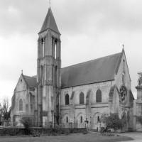 L'église vue du nord-ouest (2001)