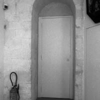 Ancienne porte d'accès à la chapelle (1994)