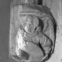 Cul-de-lampe associé à la retombée de la voûte (1994)