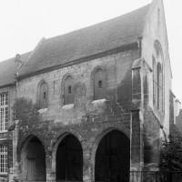 La chapelle vue du nord-ouest (1994)