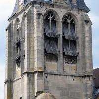 Le clocher vu du sud-est (2017)