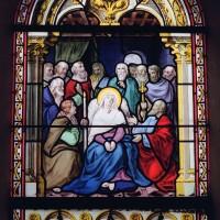 Vitrail de la Vierge de Pitié (2003)