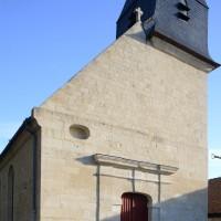 La façade ouest (2018)