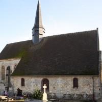 L'église vue du nord (2018)